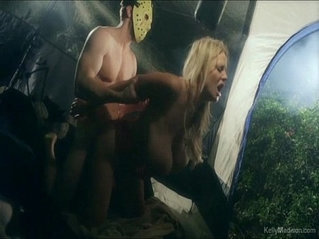 The madisons get freaky while camping out