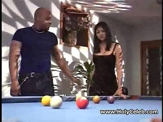 Huge titted Asian whore nailed by big black hard sex