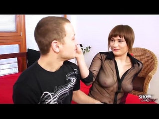 ShootOurSelf Super horny sister drains her step brothers balls