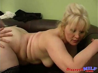 Russian mom and younger lover
