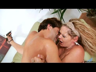 Busty Mature Seduces Her Co Worker
