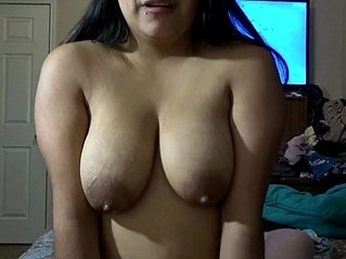 Riding daddys cock while squeezing milk out my tits