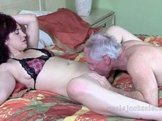Playtime for the Lady with mature Lady Italy and Jack Moore as Uncle Jack