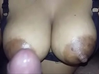 Indian super sexy woman playing with wild sluty real big boobs and nipples fucking neighbor.
