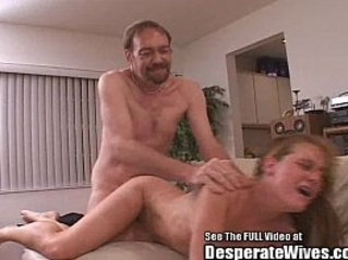 Submissive RedHead cheating hot Wife Fucked