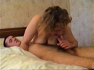 the matures russian mom son